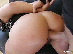 Keiran Lee gets pleasure from screwing Subfusc Inari Vachs on touching her hot mouth in advance anal fun