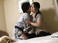 Subtitle Chinese milf hj hotel rubdown gone wrong